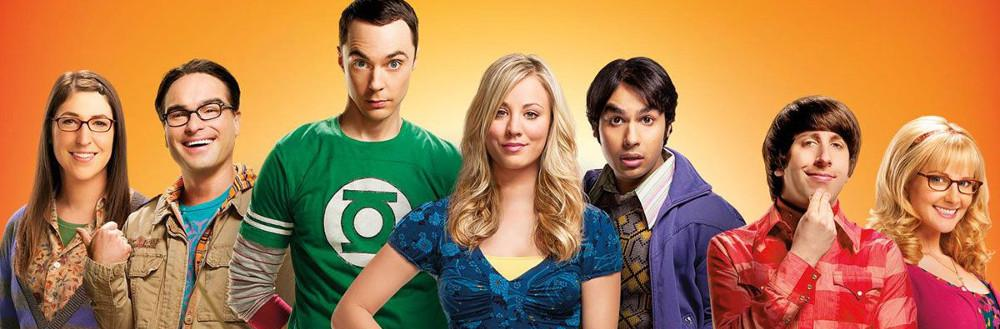"Cast von ""Big Bang Theory"""